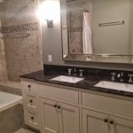 Custom Bathroom Cabinets in Trumbull CT